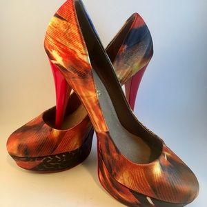 ALDO Platform Heels Size 8.5